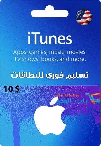 USA iTunes Gift Card 10US