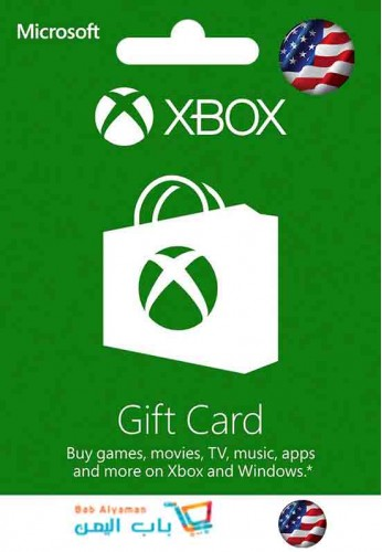 XBox US Gift Card